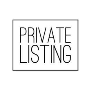 Private Listing for Lori